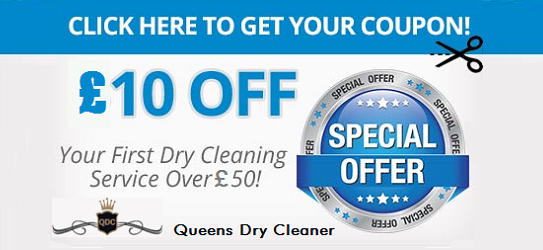 10% off Queensdrycleaner