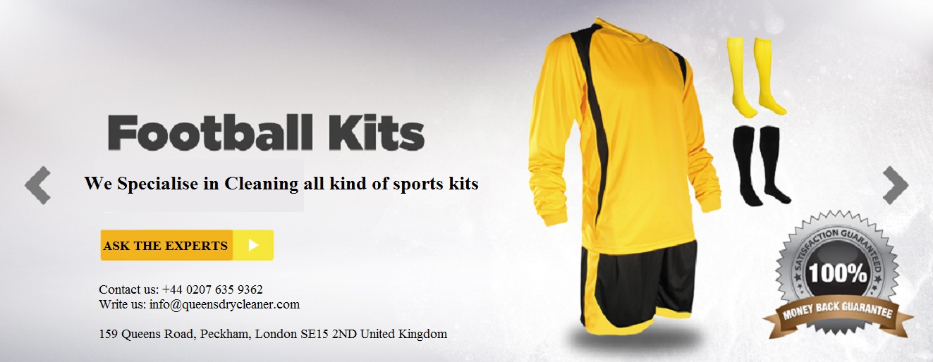 Sports Kits Cleaning Uk