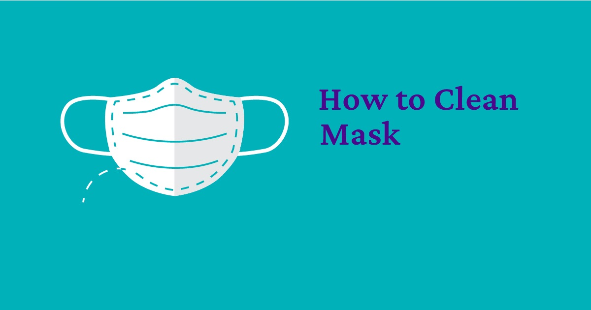 Clean or Sanitize a Face Mask