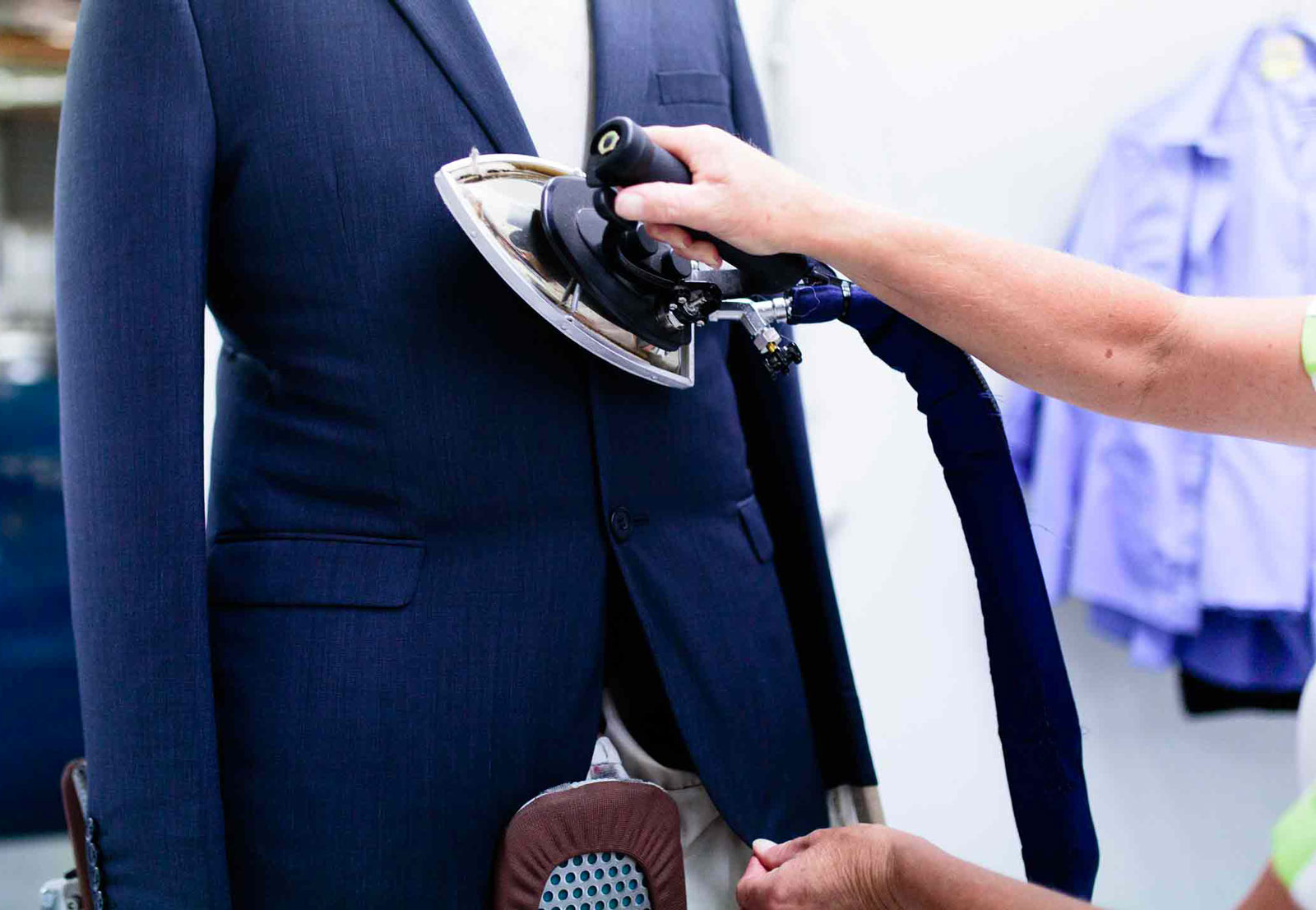 dry-cleaning in UK