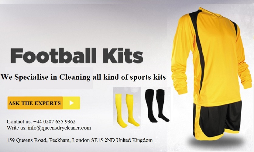 sports-kit Cleaning in UK