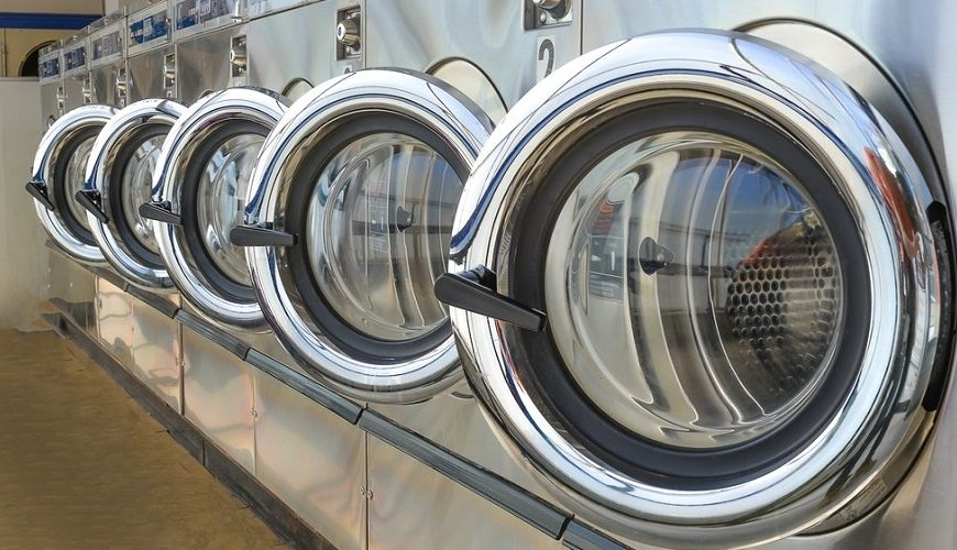 Wash and Dry Service in Pechkam UK